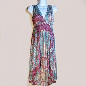 Nieves Lavi Silk Dress | S/M
